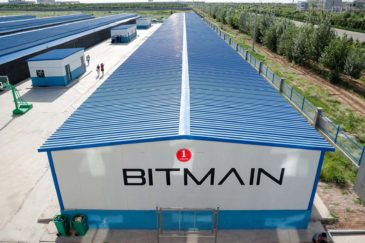 Bitmain's New Firmware Update Reignites AsicBoost Controversy bitmain 365x243  Home bitmain 365x243